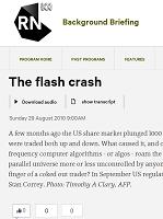 The Flash Crash