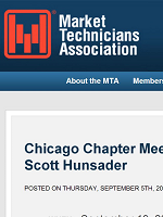 CHICAGO CHAPTER MEETING ON SEPTEMBER 19, FEATURING ERIC SCOTT HUNSADER