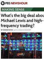 What's the Big Deal About Michael Lewis and High-Frequency Trading?