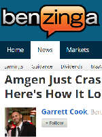 ANGEN JUST CRASHED 50% IN PREMARKET, HERE'S HOW IT LOOKED